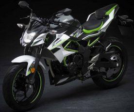 Kawasaki otkrio novi Z125
