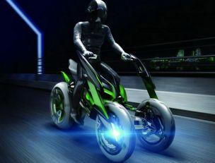Kawasaki oživeo J Concept