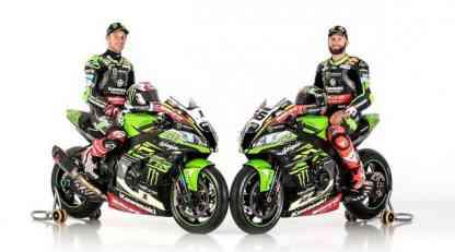 Kawasaki predstavio Nindžu za novu sezonu