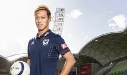 Keisuke Honda odložio penziju i potpisao za Melburn viktori