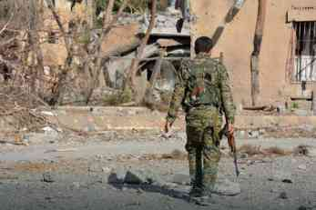 Kina pruža ruke ka Siriji Spremni smo da pomognemo ponovnoj izgradnji države