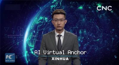 Kineska državna novinska agencija predstavila AI voditelja vesti
