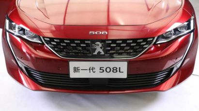 Kinezi dobili produženi, komforniji Peugeot 508 FOTO