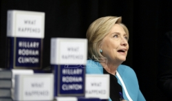 Knjiga Hilari Klinton o porazu na izborima prodata u 300.000 primeraka
