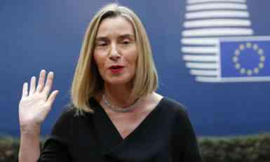 Kocijančič: Mogerini nije napustila sastanak s Haradinajem