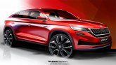 Kodiaq GT: Škodin kupe-SUV privilegija je Kineza FOTO