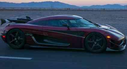 Koenigsegg Agera RS je novi najbrži serijski automobil na svetu