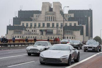 Koji će biti sledeći automobil Džejmsa Bonda (FOTO)