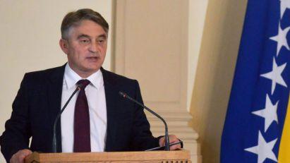 Komšić: Vlast može biti formirana ako Dodik pristane na NATO