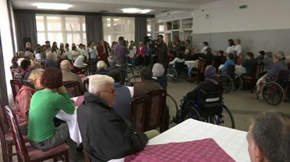 Korisnici zadovoljni u Gerontološkom centru u Kruševcu