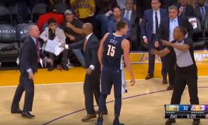 Košarkaška javnost BRUJI o incidentu zbog kojeg je ISKLJUČEN Nikola Jokić! (VIDEO)