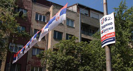 Kosovska Mitrovica uoči separatističkih izbora (FOTO)