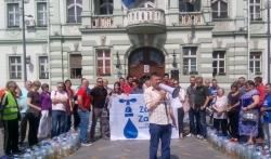 Krivična prijava Zrenjaninaca zbog problema s vodovodom
