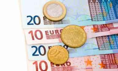 Kurs evra u ponedeljak 119,115 dinara