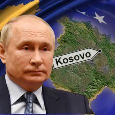 LAŽNA DRŽAVA UDARILA NA RUSIJU: Tzv. Kosovo nanelo veliku uvredu Putinu - posledice bi mogle biti pogubne po njih