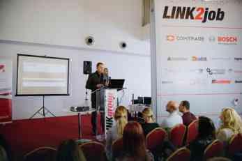 LINK do posla: Više od 5000 posetilaca na četvrtom LINK2job sajmu zapošljavanja!