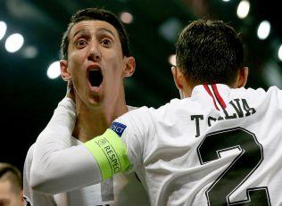 LOŠE MU SE PIŠE! Di Marija nazdravio navijačima, čeka se reakcija UEFA