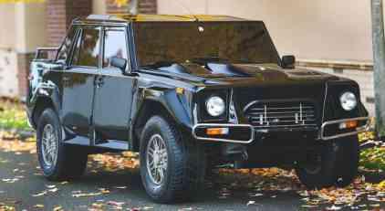 Lamborghini LM002 bi mogao da bude prodat za 500.000 dolara