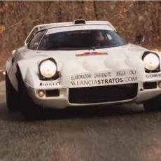 Lancia Stratos! Ovako izgleda kada KRALJICA RELIJA upadne u AKCIJU (VIDEO)
