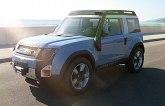 Land Rover krije novi Defender zbog straha od Kineza
