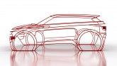 Land Rover najavio novi Evoqu žičanom skulpturom FOTO