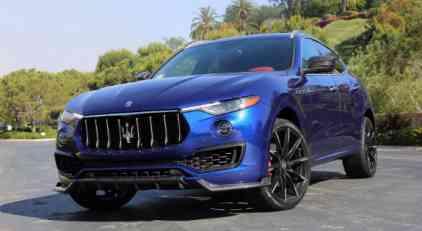 Larte Design Maserati Levante