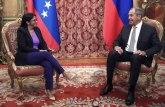 Lavrov: Rusija će podržavati Venecuelu