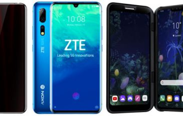 Lenovo i ZTE predstavljaju 5G pametni telefon