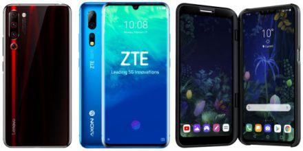 Lenovo i ZTE predstavljaju 5G smartphone