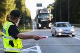 Leskovac: Sudar taksiste i šlepera koji je prevozio kiseonik