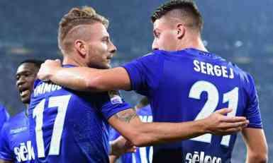Liga Evrope: Muslin video razgoropađenog Sergeja, četiri gola Vilijana, tri Rigonija (VIDEO)