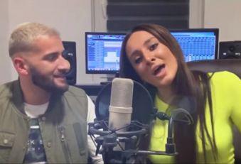 Luna Đogani i Savo Perović uživo! Pesma - Slučajnost! (VIDEO)