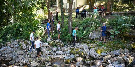 MORIEK 2019: Mladi iz osam zemalja čistili okolinu Bora