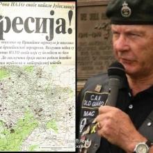 Makenzi: Bombardovanje SRJ i priznanje Kosova bila ludost
