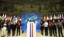 Makron: Evropa suviše slaba i neefikasna ali neophodna, treba je osnažiti