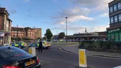 Manja eksplozija u londonskoj podzemnoj železnici