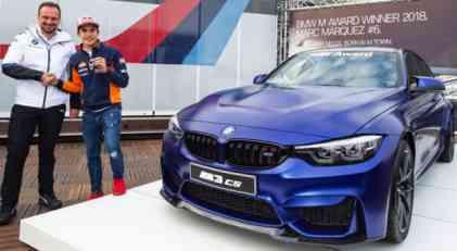 Mark Markes dobio BMW M3 CS