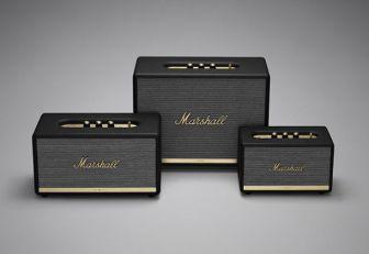 Marshall predstavlja novu liniju poboljšanih Bluetooth zvučnika