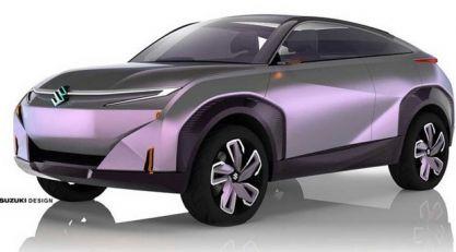 Maruti Suzuki Futuro-e concept
