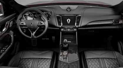 Maserati Levante by Carlex Design