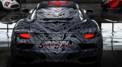 Maserati MC20 na novim slikama