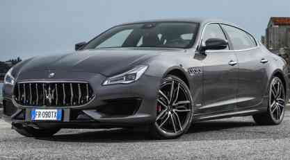 Maserati Quatroporte i Ghibli za 2019. godinu