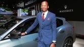 Maserati spakovao jedinstven Levante za NBA legendu FOTO