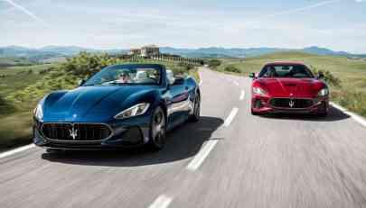 Maserati tone, ali FIAT veruje u njegov oporavak