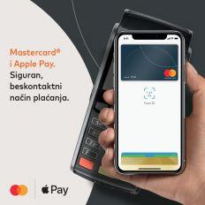 Mastercard omogućio Apple Pay svojim korisnicima u Srbiji