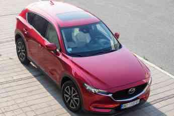 Mazda CX-5 2.2 Skyactive CD175 AWD AT na testu Auto magazin portala