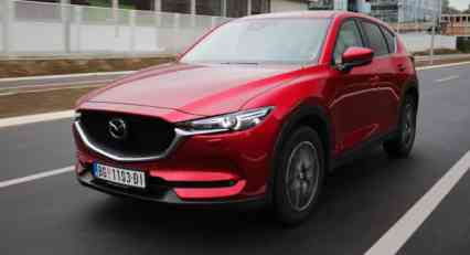 Mazda CX-5 CD184 AWD AT Revolution TOP na testu Auto magazina