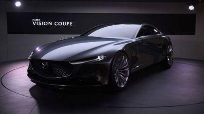 Mazda sprema veliki kupe sa rednim šestakom