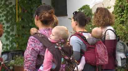 Međunarodna nedelja nošenja beba