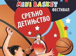 Međunarodni minibasket festival u Vranju